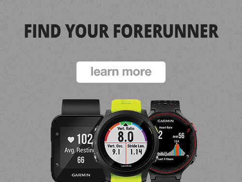 Find Your Forerunner